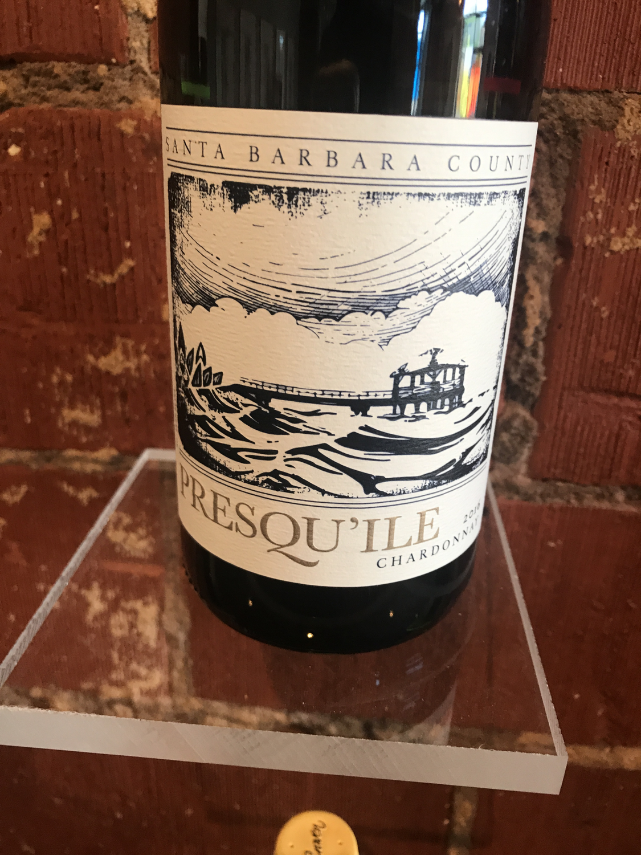 Presqu'ile Chardonnay 2014