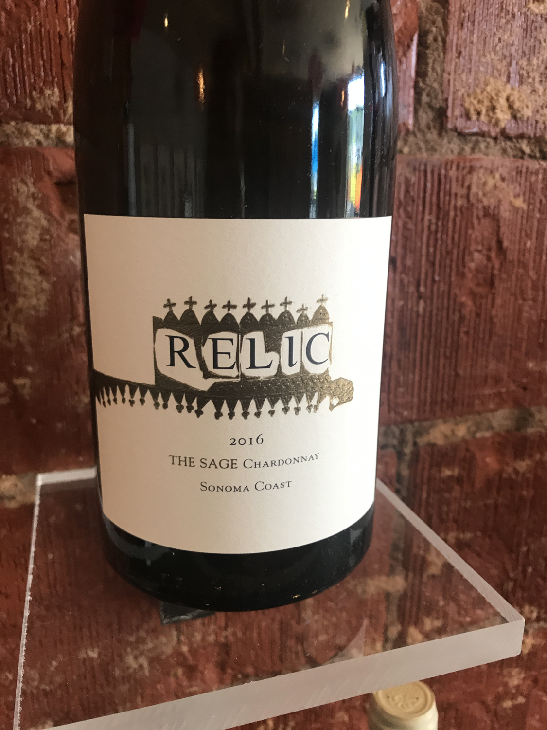"Relic ""The Sage"" Chardonnay 2016"