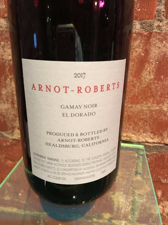 Arnot Roberts Gamay Noir 2017