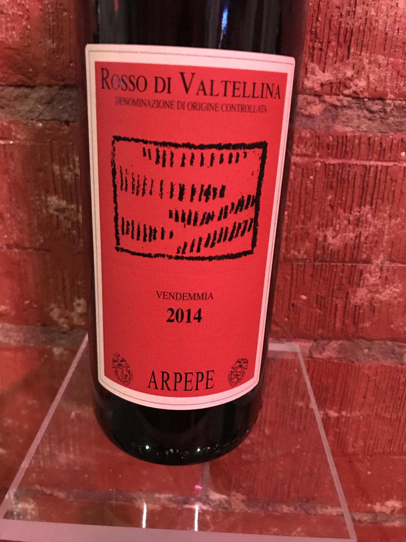 Arpepe Rosso di Valentina DOC 2014