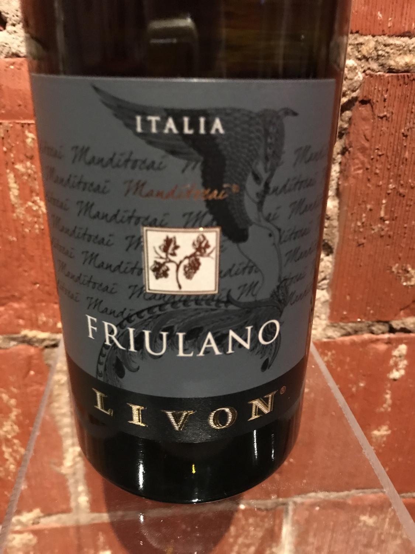 Livon Manditocai Friulano 2016