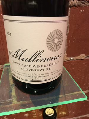 Mullineux White Blend South  Africa 2017
