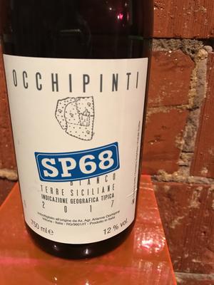 Occhipinti SP68 Sicilian Blanco