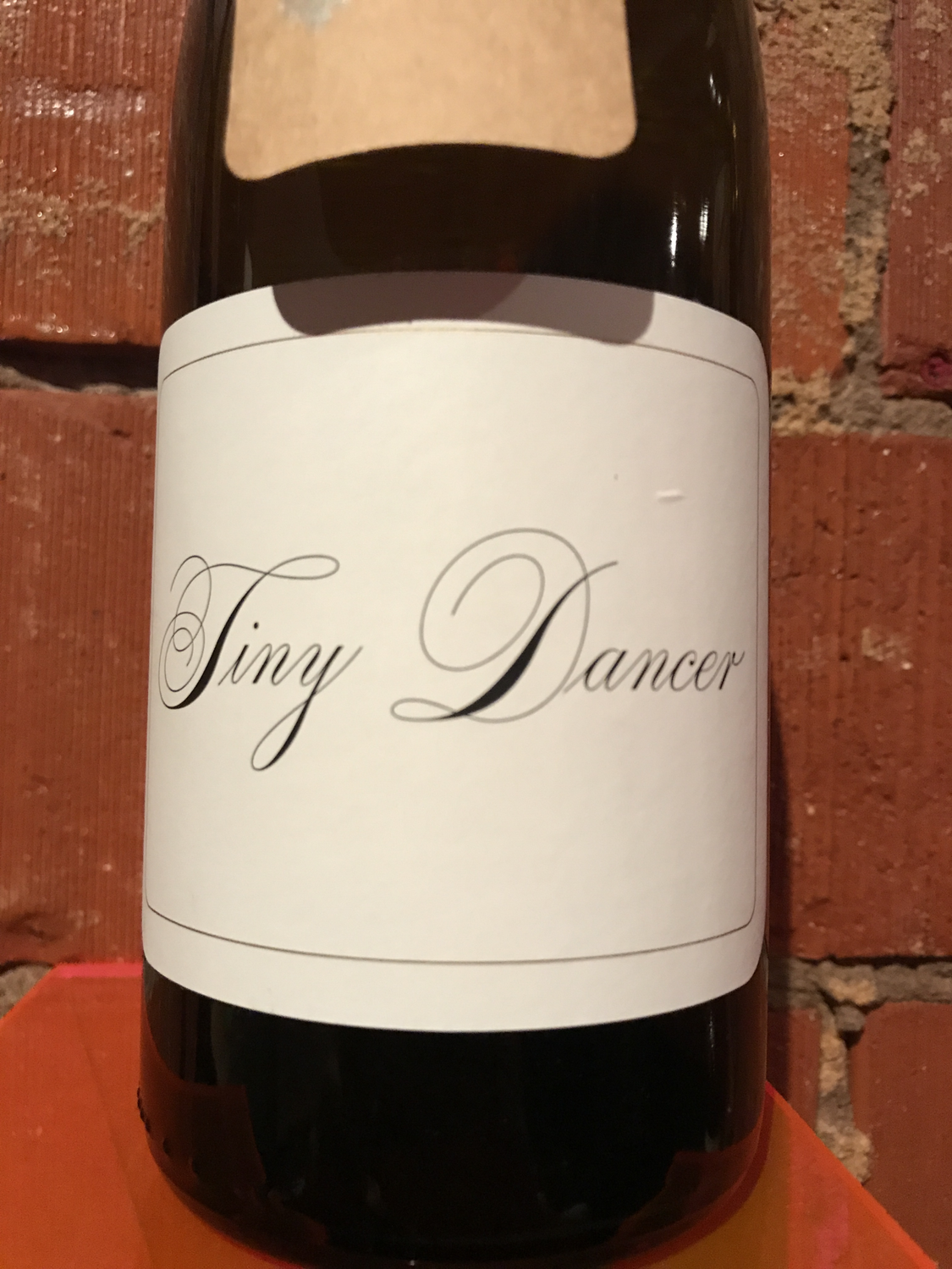 "St. Reginald Parish ""Tiny Dancer"" Chardonnay 2016"
