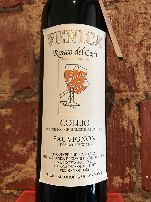 Venica & Venica Sauvignon Ronco Cero 2016