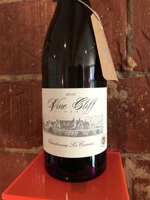 Vine Cliff Chardonnay Carneros 2015