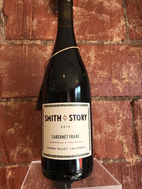 Smith Story Cab Franc 2015