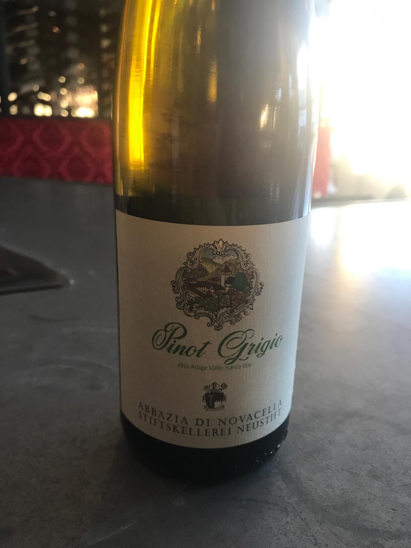 Abbaziadi Novacella Pinot Grigio Alto Adige 2017