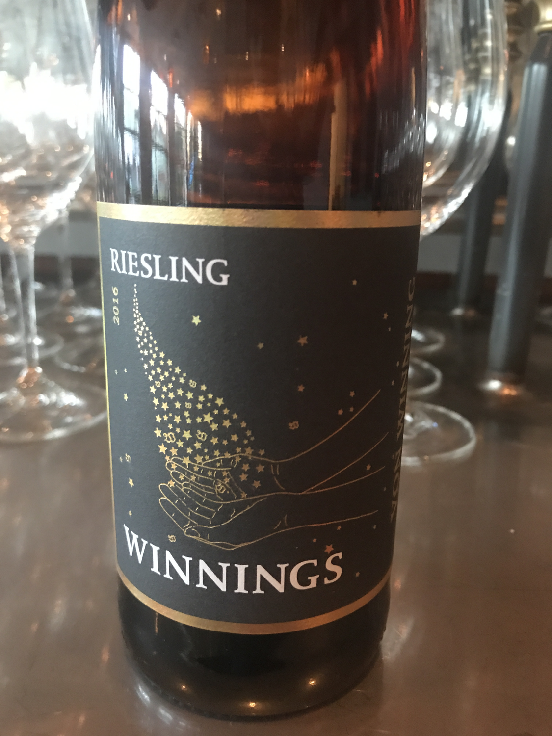 Von Winning Winnings Riesling