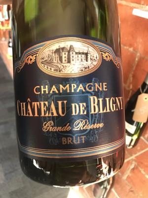 Champagne Chateau de Bligny Grand Reserve