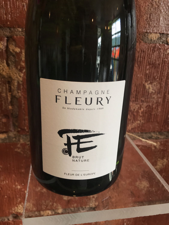 Champagne Fleury Fleur de l'Europe