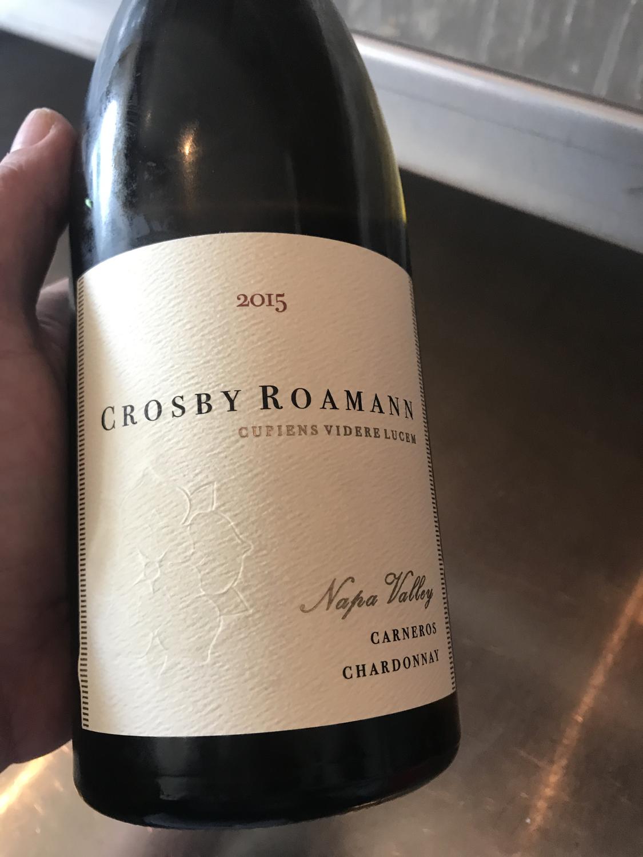 Crosby Roamann Reserve Cabernet Sauvignon  2016