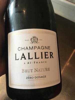 Lallier Brut Nature Champagne NV