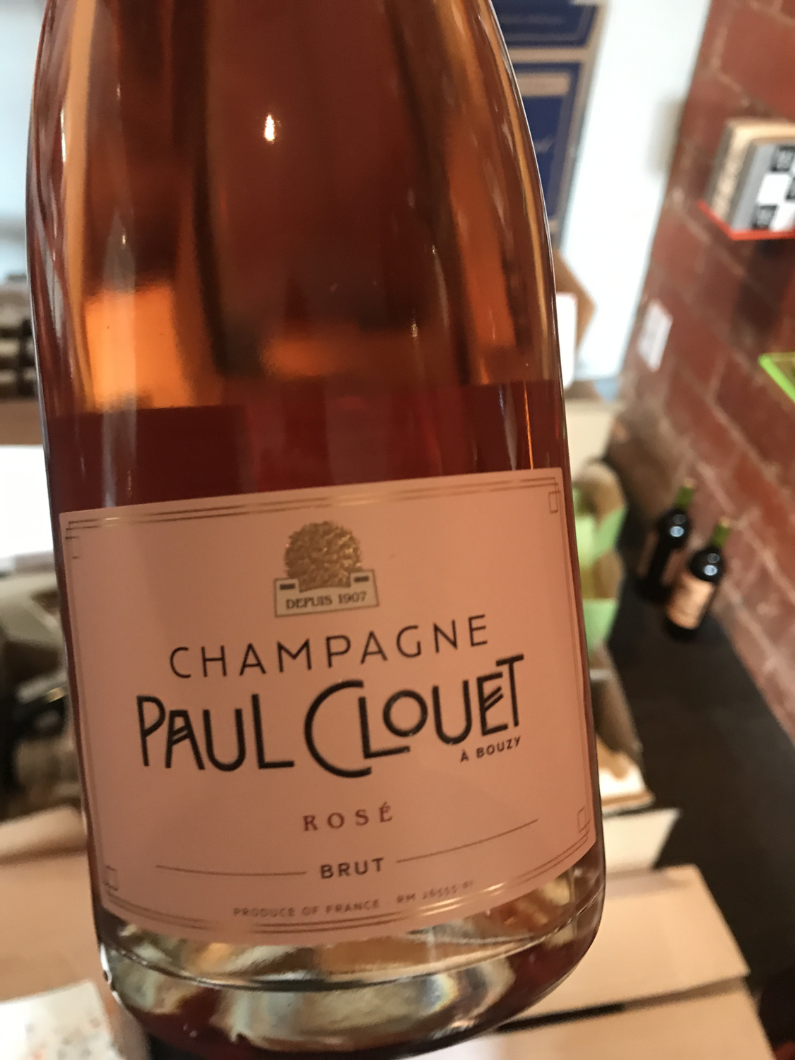 Paul Clouet Brut Rose