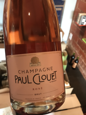 Paul Clouet Brut Rose