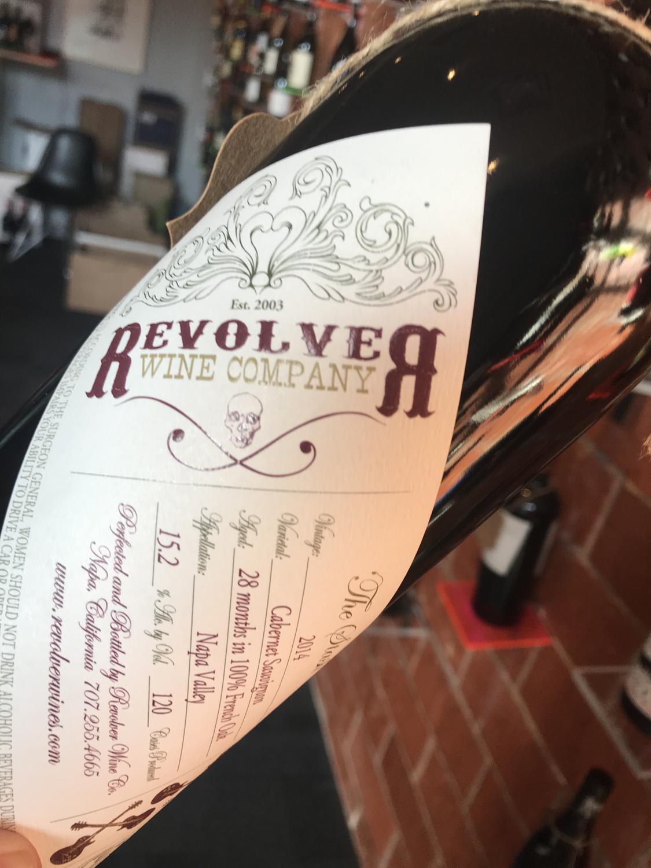 revolver The Stash Cabernet Sauvignon 2015