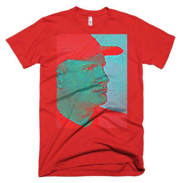Confused Feige Unisex Fine Jersey Short Sleeve T-Shirt