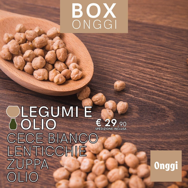 Box Onggi legumi e olio 1