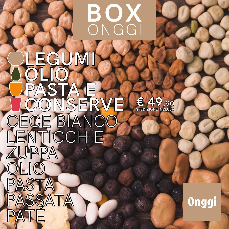 Box Onggi legumi olio pasta e conserve 2