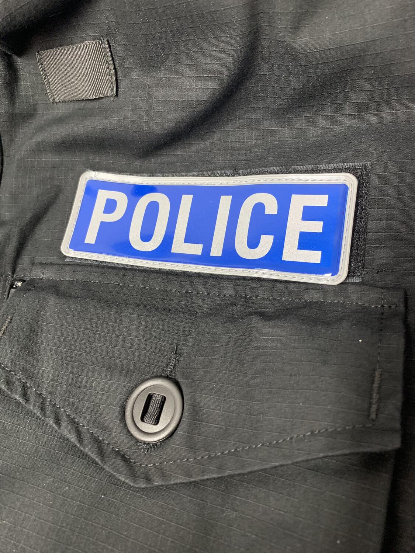 Arktis 310P (Police) Smock (black)