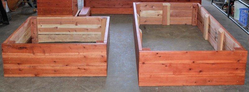 Economy Garden Bed