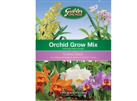 Orchid Grow Mix- Coarse Grade