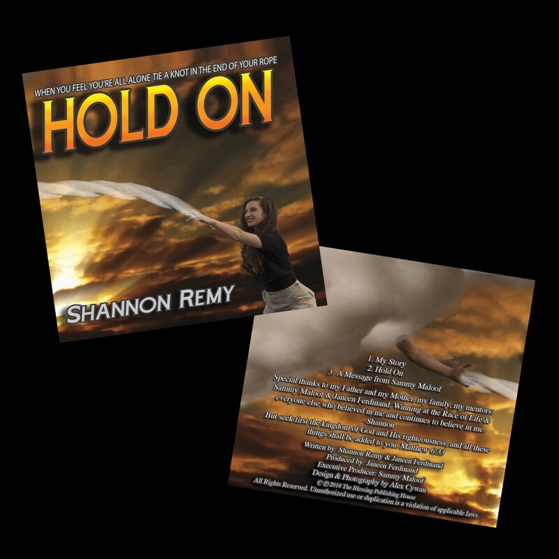 ORDER Hold On 4 PRODUCT BUNDLE PACKAGE and Support Music Education and Mentorship