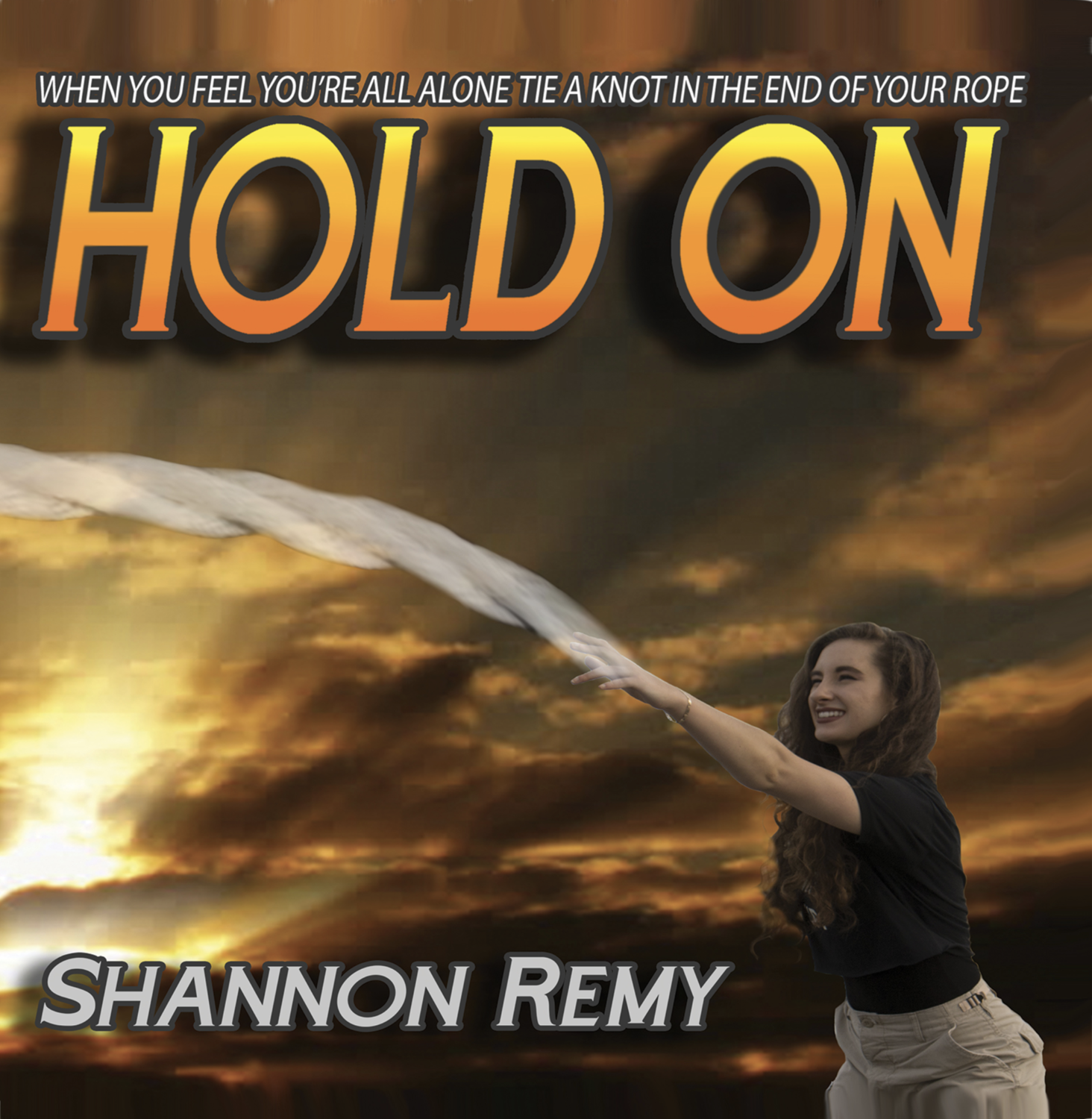 "PURCHASE ""Hold On"" Debut Single by Shannon Remy & Support Music Mentorship"