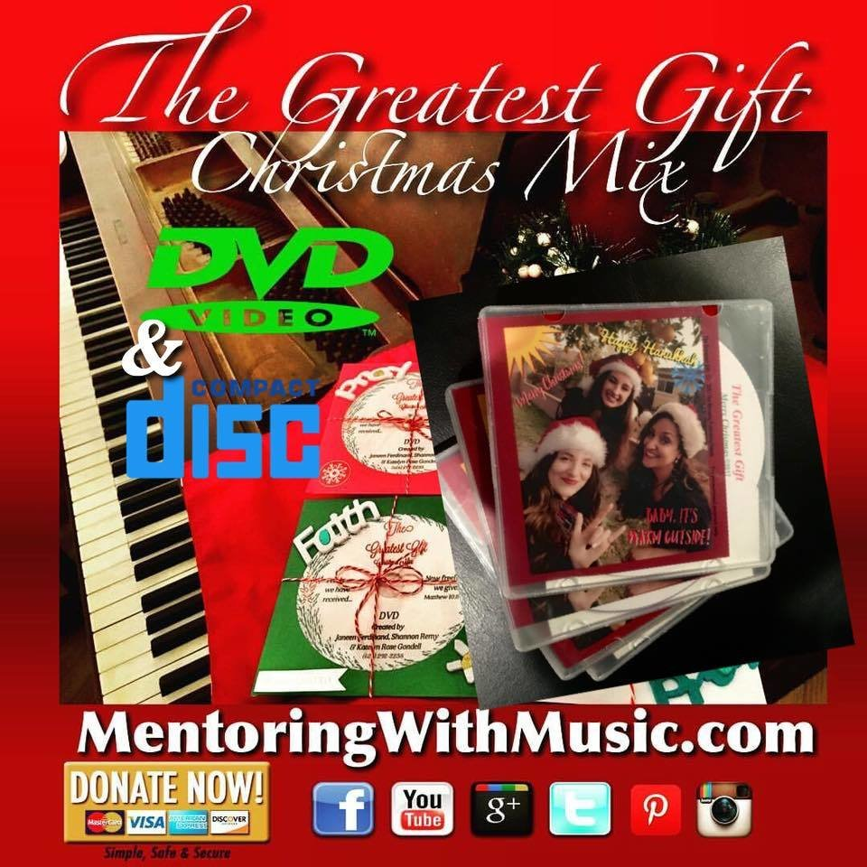 ORDER The Greatest Gift Christmas CD