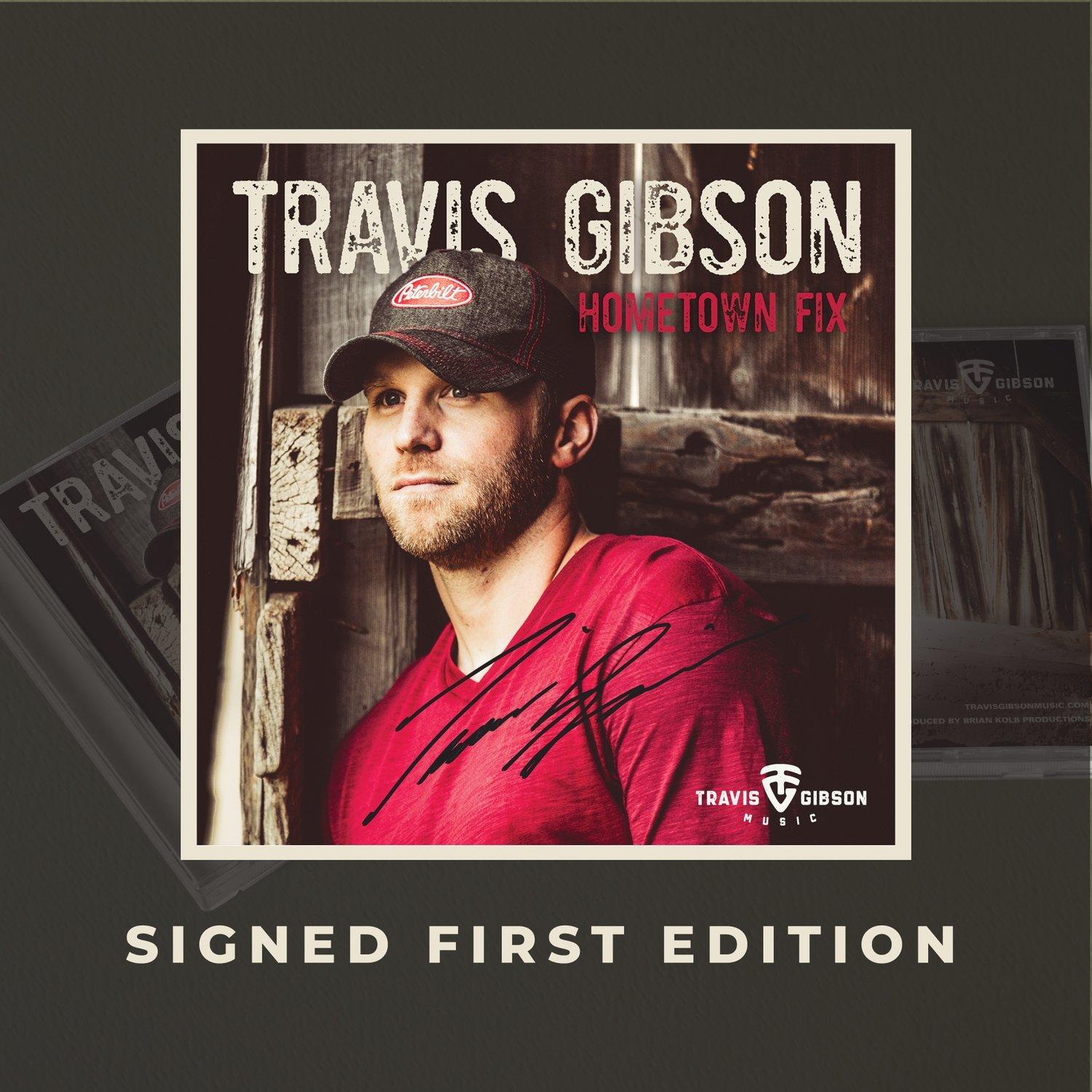 Signed 1st Edition EP