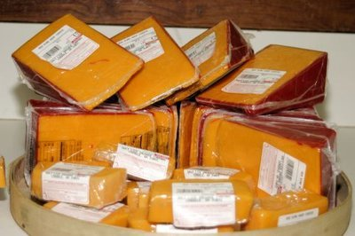 Hoop Cheese (by the pound) size may vary