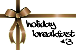 Holiday Breakfast Gift Box #3