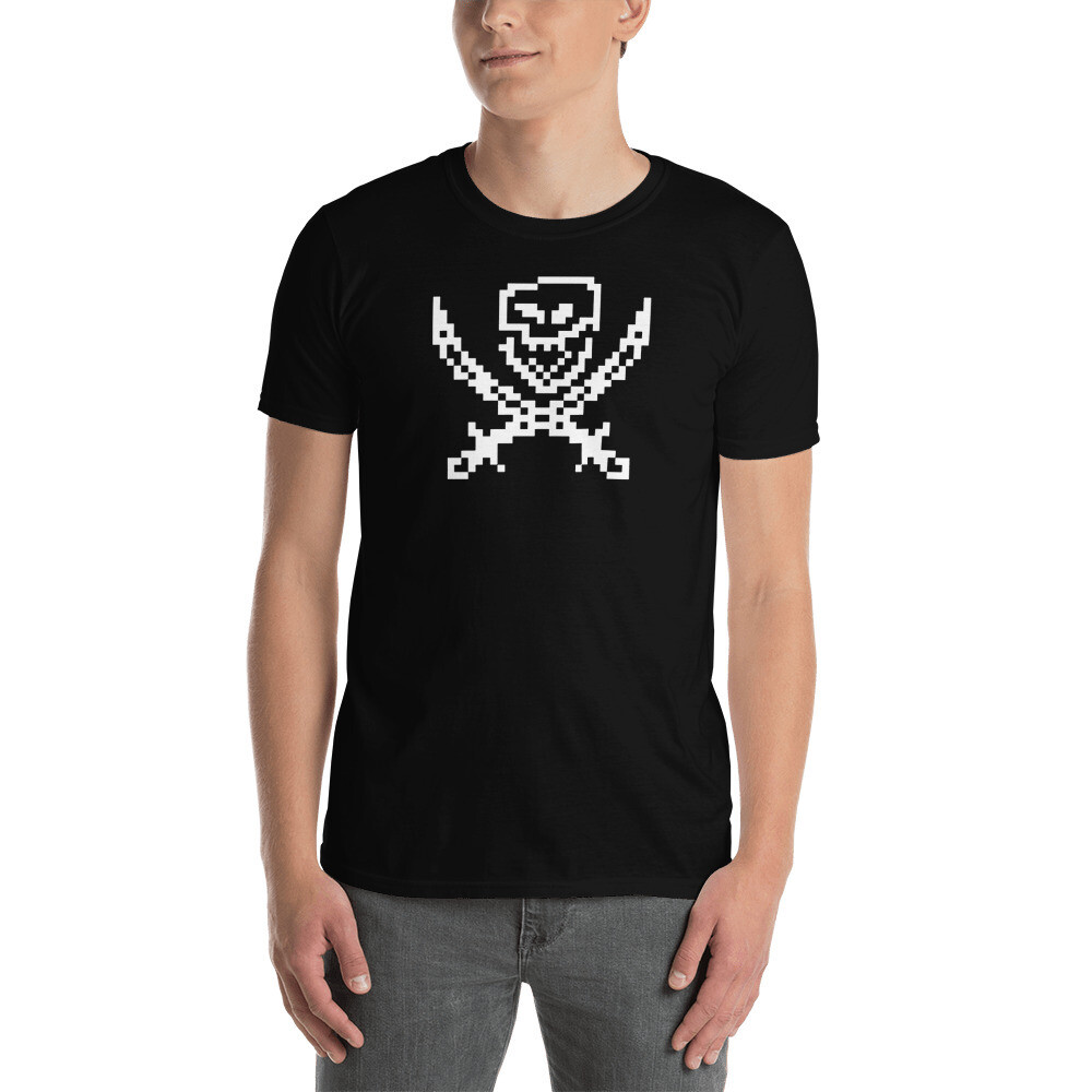 A Pixel Pirates Life For Me Unisex T-Shirt