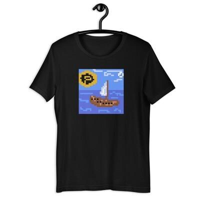 Pixel Pirate Life Unisex T-Shirt