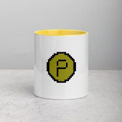 Pirate Mug with Color Inside