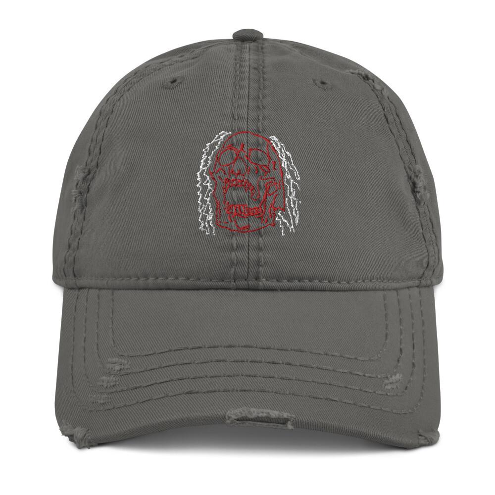 Never Die Distressed Hat