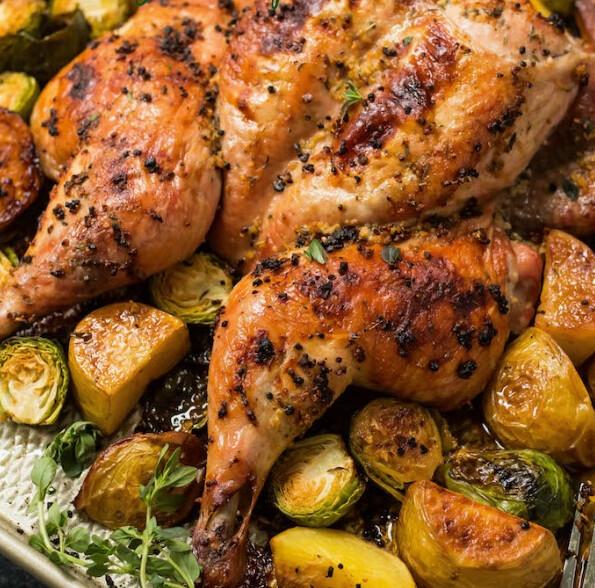 Butterflied Chicken - Reservation