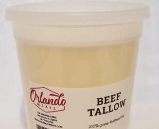 Beef Tallow - 1 Pint