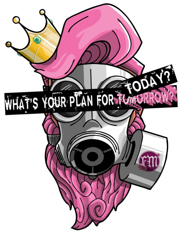 What's Your Plan Sticker