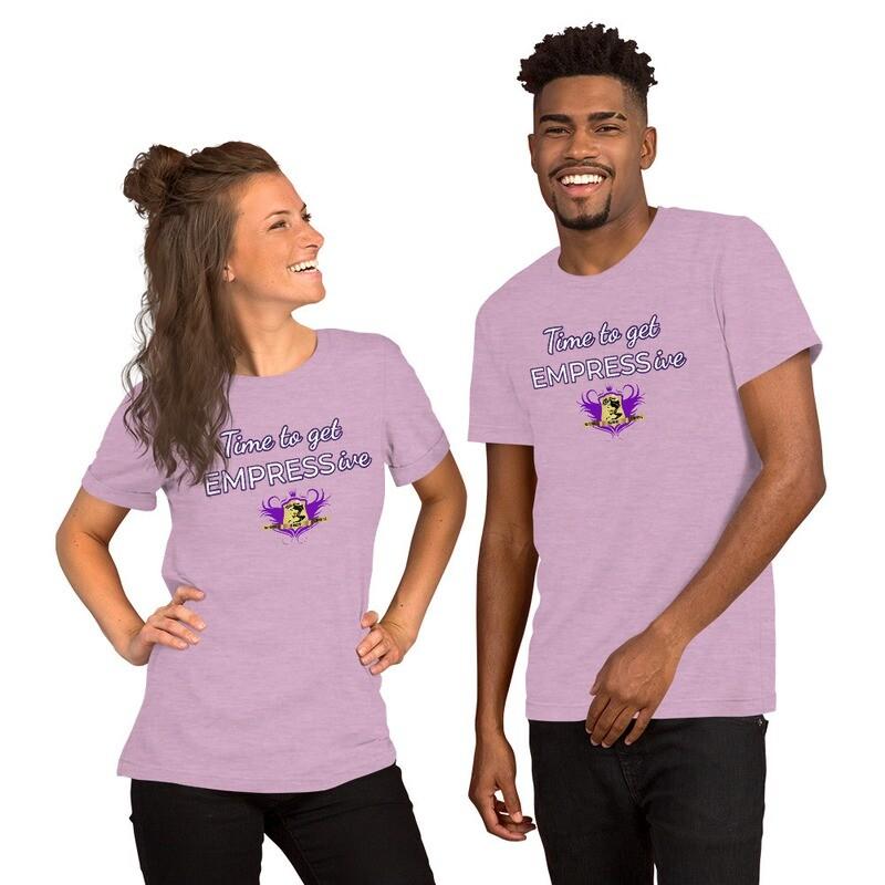 FatMarker & National Bearded Empress EMPRESSive Unisex T-Shirt