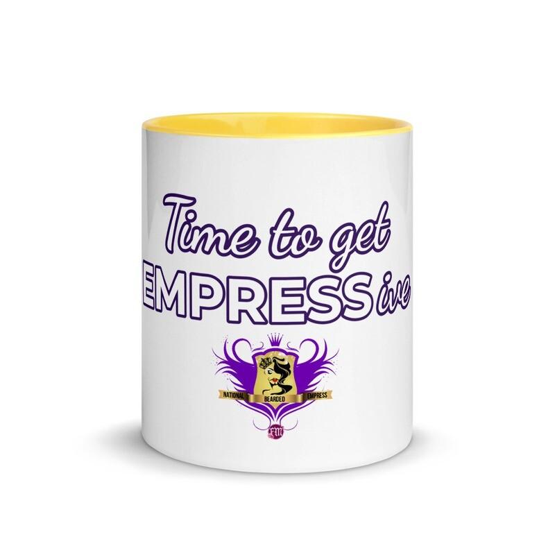 FatMarker and National Bearded Empress EMPRESSive Coffee or Tea Mug
