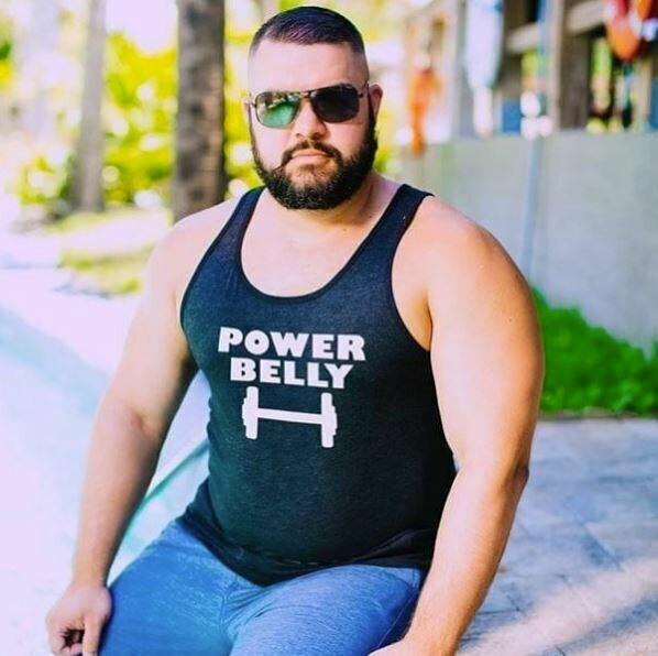 Power Belly Tank