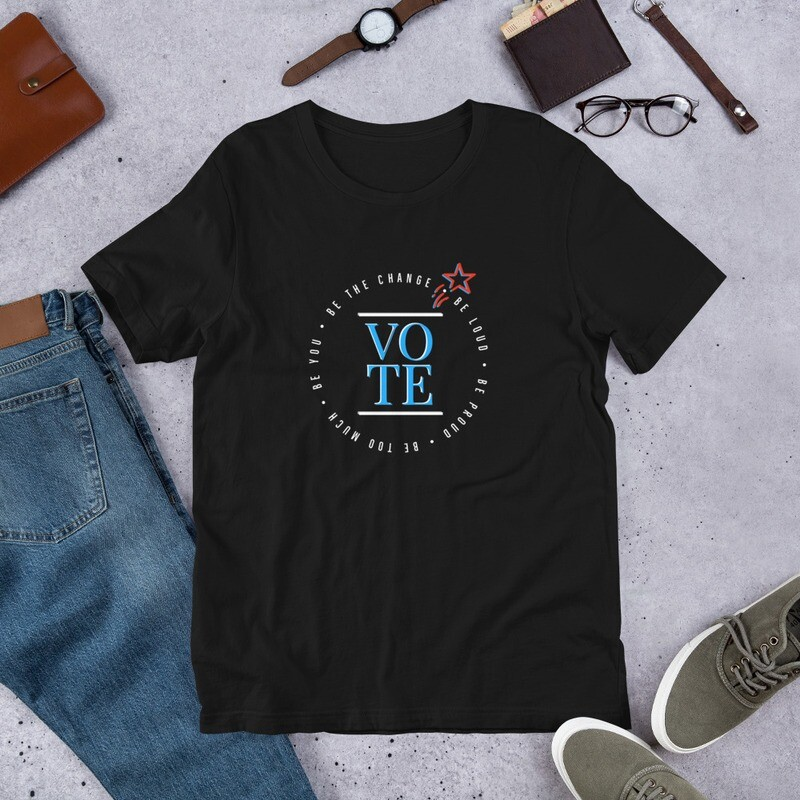 VOTE (Be the Change)