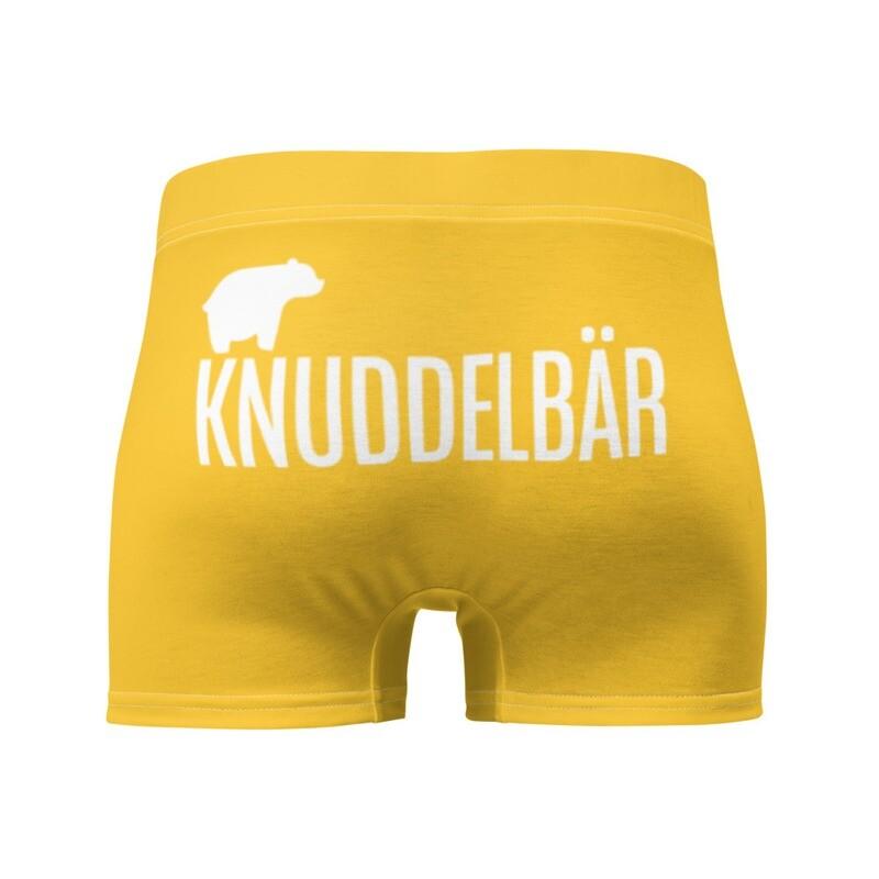 Knuddelbär Boxer Briefs (Yellow)
