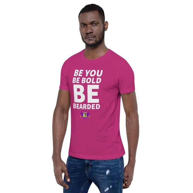 FatMarker & National Bearded Empress Bold Unisex T-Shirt