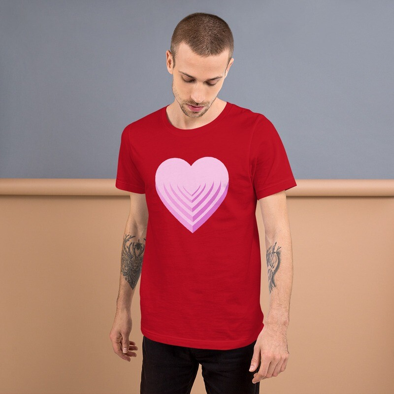 Kween of Hearts Unisex T-Shirt
