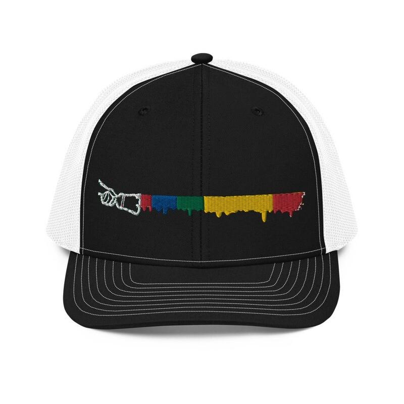 Painter Pride Snapback Trucker Cap