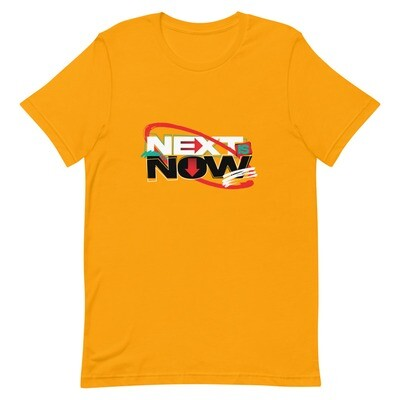 Next Is Now Tee