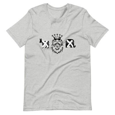 Kingdom Party Short-Sleeve Unisex T-Shirt (Heather)