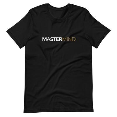 Mastermind Unisex Tee (Black)